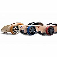 Automoblox Mini's 3-Pack C9-R/S9-R/C9-S