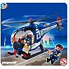 Police Copter Playmobil