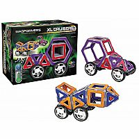 Magformers XL Car Cruisers