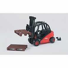 Linde H30D Fork Lift with Pallet