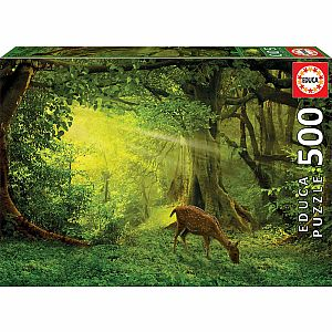 Little Deer, 500pc Educa Puzzle