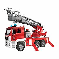 MAN Fire Engine with water pump, light and sound module