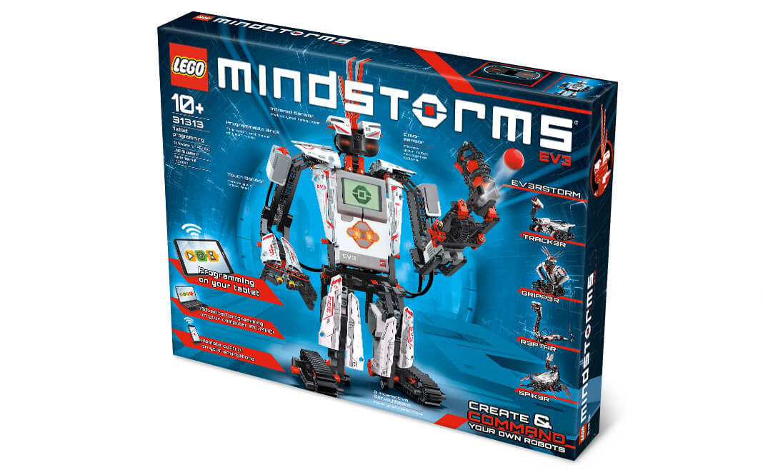Mindstorms EV3 - Cheeky Monkey Toys
