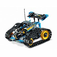 Remote Controlled Stunt Racer Technic