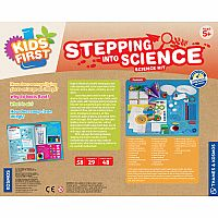 Stepping into Science Kids First