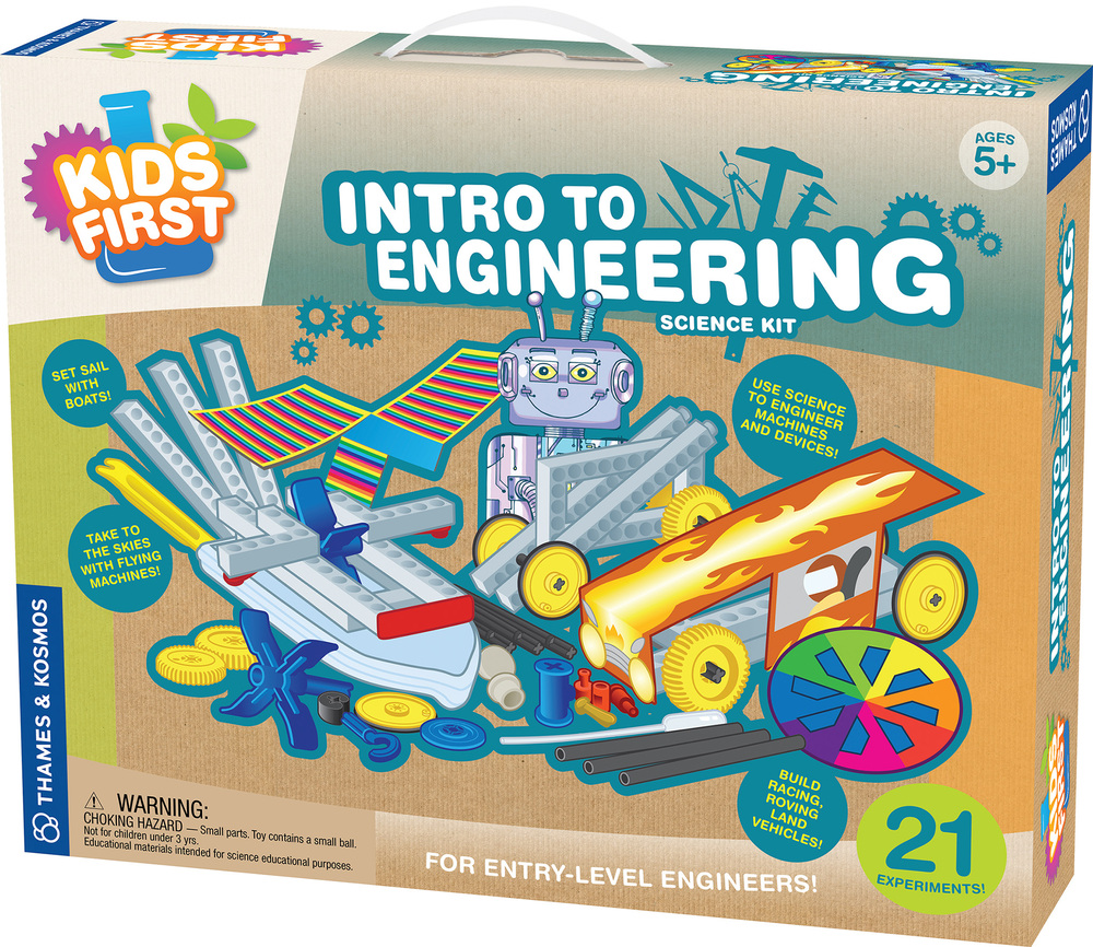 Intro to Engineering Kids First - Cheeky Monkey Toys