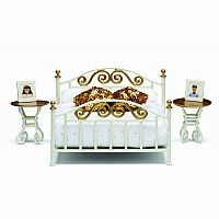 Smaland Brass Bedroom Set 2011