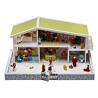 Lundby Winter Smaland Garden