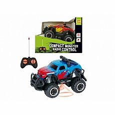 Remote Control Monster Truck 6""