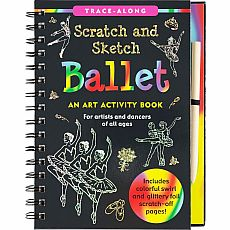 Scratch and Sketch Ballet
