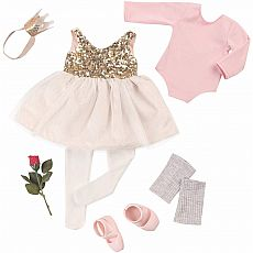 Deluxe Ballerina Outfit 18