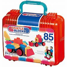Bristle Block, 85pc Case