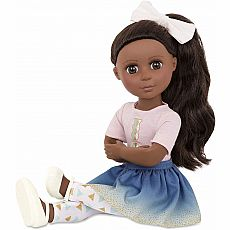 "Glitter Girls Keltie 14"" Doll"