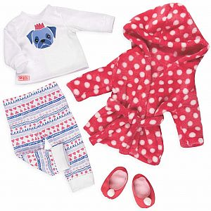 Deluxe Bedtime Outfit 18""