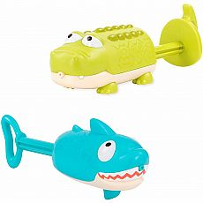 Animal Water Squirters, 2pk