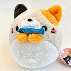 Shake Cat & Dog Plush 3.5""