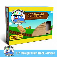 "Track 4-Pack, 3.5"" Straight"