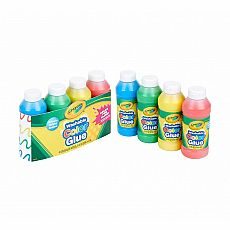 Color Glue, 4ct 8oz