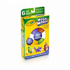 Model Magic Secondary Colors 6ct (0.5oz)