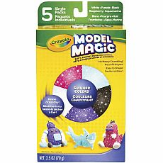 Model Magic Shimmer 5ct (0.5oz)
