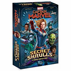 Captain Marvel Secret Skrulls Game