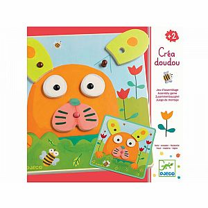 Crea DouDou Animal Cards