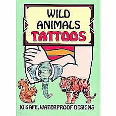 Wild Animals Tattoos