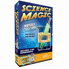 Science Magic Invisible Test Tube