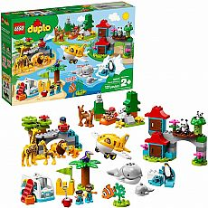 World Animals Duplo