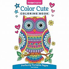 Color Cute Coloring Book