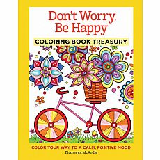 Don't Worry Be Happy Coloring Treasury