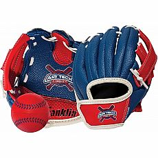 "8.5"" Baseball Glove & Ball"