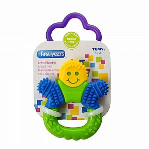 Bristle Buddy Teether (Assorted)