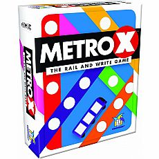 Metro X Rail & Write Game