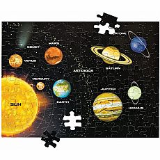 100pc Magnetic Solar System