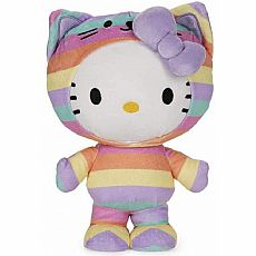 Hello Kitty Rainbow 9.5""