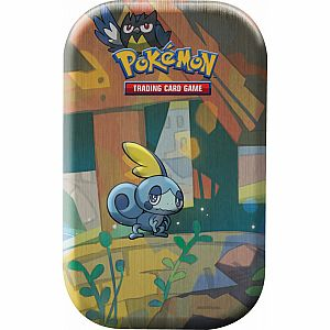 Galar Pals Mini Tin Pokemon