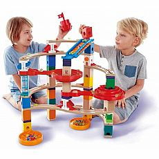 Quadrilla Super Spirals Marble Run (PICKUP/DELIVERY ONLY)