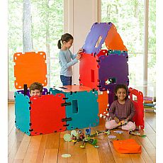 Mighty Fantasy Fort Color Block 16pc