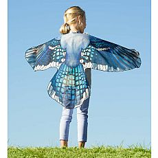 Butterfly Wings Teal