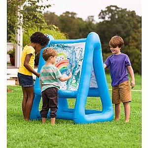 Double Sided Inflatable Outdoor Easel