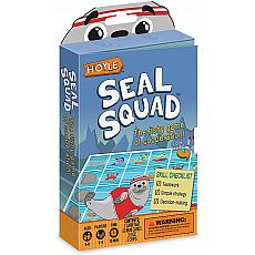 Seal Squad Card Game
