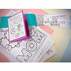 Mother's Day Card Making Kit (OVER $40 purchase)