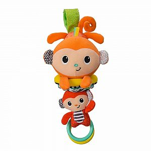 Hug & Tug Musical Monkey