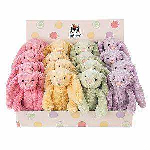 Bashful Small Bunny (Assorted Colors)