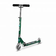 Sprite Forest Green LED 2 Wheel Scooter