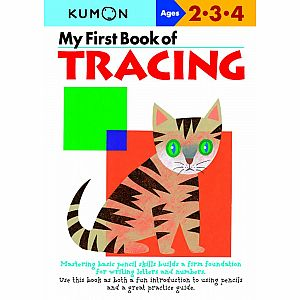 My First Book of Tracing Kumon