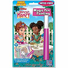 Fancy Nancy Magic Ink Book Asst