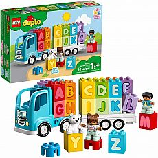 Alphabet Truck My First Duplo