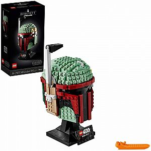 Boba Fett Helmet Star Wars Elite